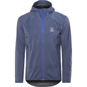 Haglöfs M's L.I.M Proof Multi Jacket Tarn Blue